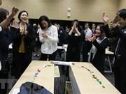 Estudiantes vietnamitas asisten a programa de intercambio con empresas japonesas