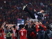 "Entrenador Park Hang-seo, ""héroe"" proclamado por la prensa sudcoreana"