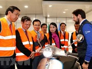 Provincia vietnamita de Vinh Phuc impulsa inversiones en Italia
