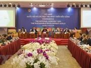 Concluye en ciudad vietnamita de Da Nang conferencia sobre Asamblea Nacional y ODS