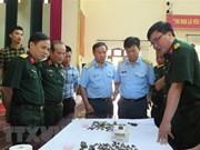 Confirmado: Fracturas halladas en Tam Dao pertenecen a avión MIG-21 accidentado en 1971