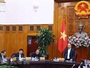 Premier preside reunión de Subcomisión Socioeconómica del Partido Comunista de Vietnam