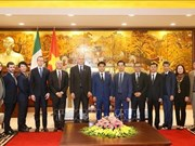 Celebrarán en Hanoi tercer diálogo sobre relaciones económicas ASEAN-Italia