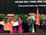 Reconocen contribución de servicio de salud popular a reunificación de Vietnam