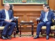 Dinamarca respaldará a Ciudad Ho Chi Minh en desarrollo urbano