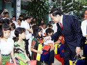 Frente de la Patria de Vietnam transmite mejores deseos a comunidad católica por Navidad 2018