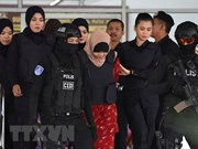 Posponen juicio contra sospechosa indonesia en asesinato de norcoreano Kim Chol