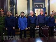 Emiten sentencias contra involucrados en caso de violación acontecido en banco vietnamita Dong A