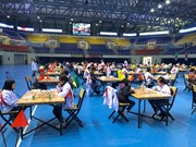 Vietnam lidera Campeonato Abierto Juvenil de Ajedrez de Asia