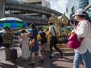 Tailandia recibe a turista chino número 10 millones este año