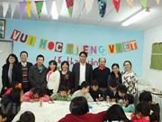 Miles estudiantes extranjeros llegan a Ciudad Ho Chi Minh para estudiar idioma vietnamita