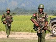 Ejército de Myanmar suspende acciones militares contra grupos armados