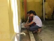 Construyen 15 obras de suministro de agua potable en localidades vietnamitas