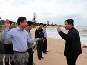 Ministro vietnamita destaca necesidad de mejorar capacidad de pronóstico de tiempo