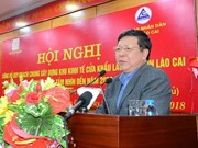 Vietnam desarrolla zona económica de la frontera de Lao Cai