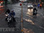 Ciudad Ho Chi Minh se esfuerza por solucionar problemas de las inundaciones para 2020