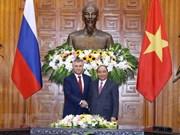 Premier de Vietnam recaba asistencia de Rusia a construcción de gobierno electrónico