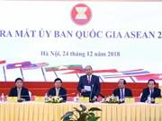 Vietnam dispuesto a trabajar al máximo para éxito del Año de ASEAN 2020, afirma Premier