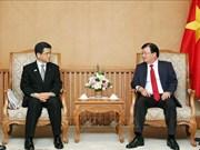 Vicepremier de Vietnam exhorta a la inversión de Japón en industria automotriz y energía