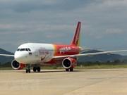 Avión de Vietjet realiza aterrizaje preventivo por advertencia técnica