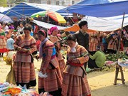 Efectuará en Hanoi mercado de etnias minoritarias de zonas montañosas