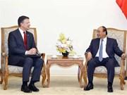 Premier de Vietnam llama a fortalecer cooperación con Estados Unidos en 2019