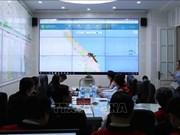 Efectúan en localidades vietnamitas ensayo de sistema de alerta en situación de tsunami