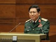 Ministro de Defensa de Vietnam comienza visita a Camboya