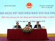 Promueven la unidad nacional entre vietnamitas residentes en el ultramar
