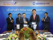 Compañía de seguros de Vietnam coopera con banco surcoreano