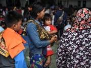 Evacúan a más de 40 mil personas en Indonesia ante riesgo de otro tsunami