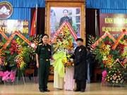 Dirigente de An Giang felicita aniversario de secta budista de Hoa Hao