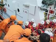 Vietnam rescata a cuatro marineros filipinos