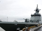 Fragata de la Real Armada Tailandesa visita ciudad vietnamita de Da Nang