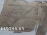 Molde de primeros billetes de República Democrática de Vietnam entre recién declarados tesoros nacionales