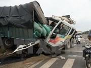 Aumenta número de muertos por accidentes de tránsito en días feriados del Año Nuevo en Vietnam