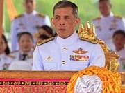 Tailandia anuncia la coronación de rey Rama X en mayo próximo