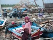 Nueva Zelanda ayuda a Indonesia en la superación de consecuencias de tsunami