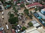 Dirigentes vietnamitas expresan condolencias por tormenta Usman en Filipinas
