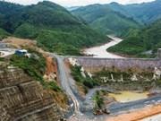 Laos por concluir construcción de 12 centrales hidroeléctricas en 2019