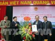 Hai Duong concede licencias a dos primeros proyectos de inversión extranjera en 2019