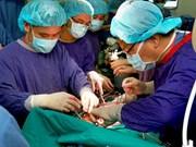 Honran en Vietnam a donante de órganos para los pacientes necesitados