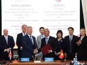 Ciudad Ho Chi Minh y Reino Unido firman acuerdo de cooperación en desarrollo urbano