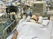 Inician procedimiento legal contra conductor de camión vietnamita por grave accidente