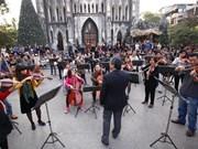 Concierto con fines caritativos tendrá lugar en Hanoi y Ciudad Ho Chi Minh