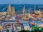 Refinería Dung Quat de Vietnam recibe cargamento de petróleo crudo número 800