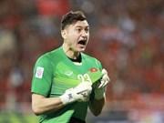 Portero vietnamita Dang Van Lam firma por tres años con el equipo tailandés