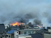 Se quedan sin hogar 600 personas por incendio en Myanmar
