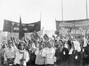 Partido Comunista de Vietnam felicita a Camboya por aniversario 40 de victoria sobre régimen genocida