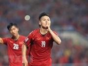 Futbolista vietnamita clasificado entre top 15 mejores de Asia